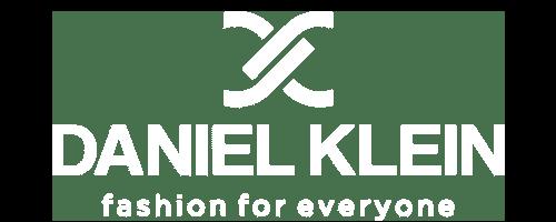 daniel klein white logo