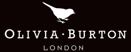 olivia burton logo white